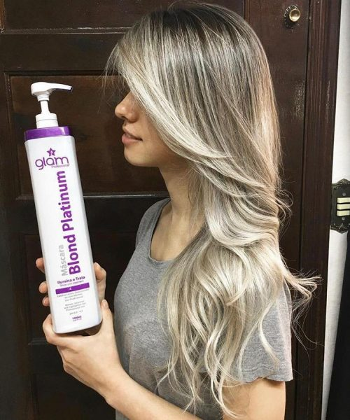 glam professional - blond platinum 1